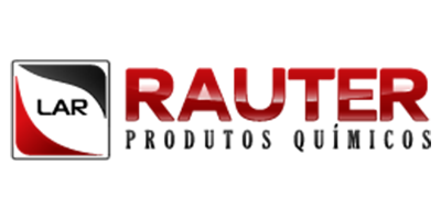 Logo da Rauter quimica