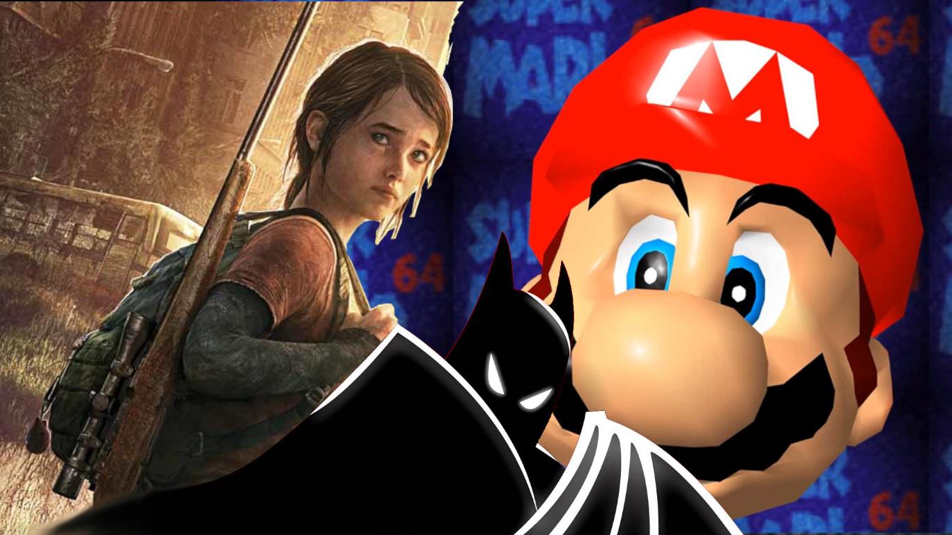 Kevin Conroy, dublador do Batman na série animada dos anos 90 recria grandes cenas dos games como The Last of Us e Super Mario 64 com sua icônica voz do Cavaleiro das Trevas.