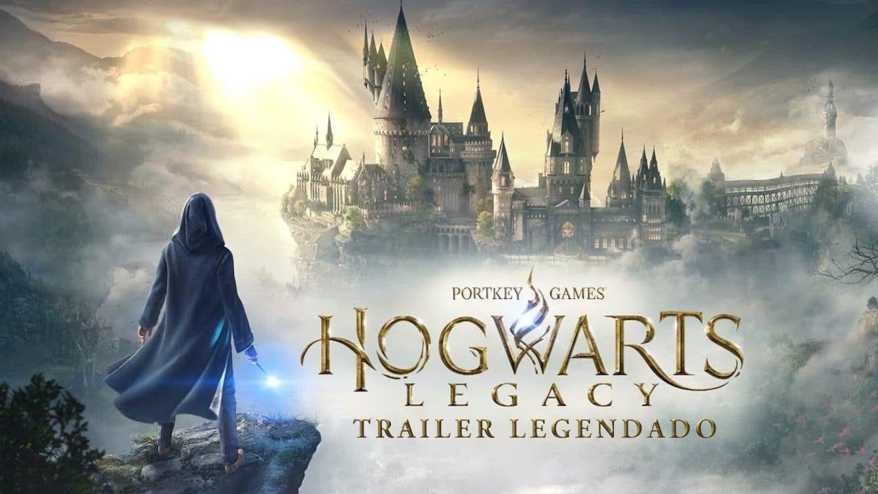 Pink Money: Personagem Transgênero em Hogwarts Legacy não deixará JK Rowling Menos Rica