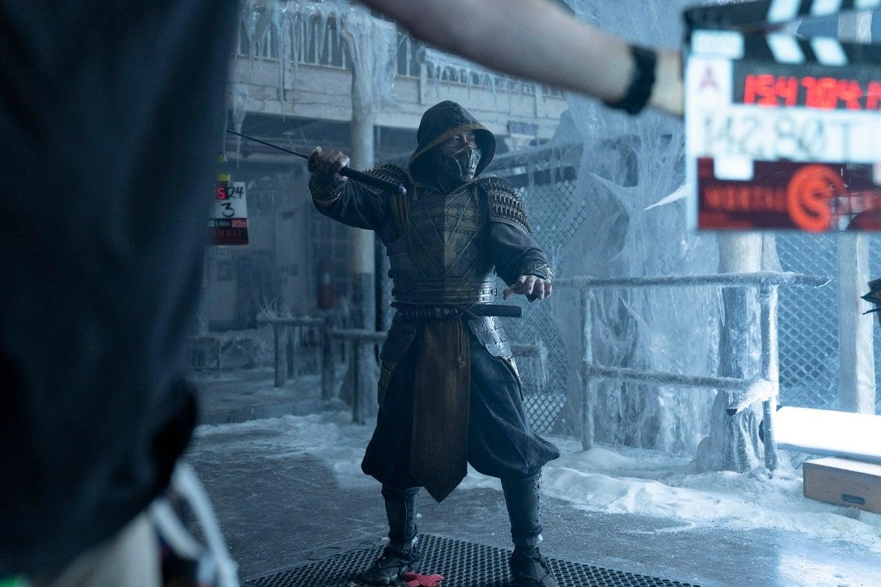 Mortal Kombat: O Filme Ganha Fotos de Bastidores