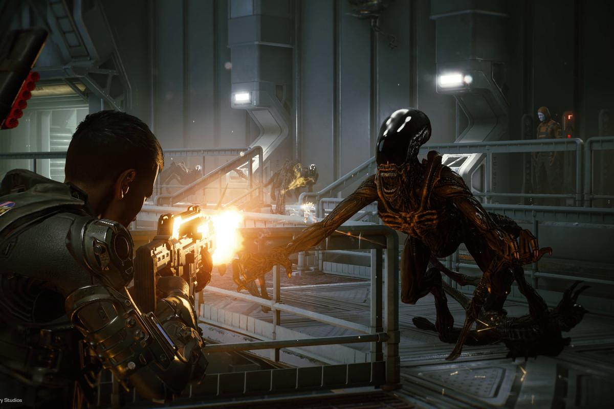 Aliens: Fireteam - 25 minutos de Gameplay possui Elementos de Left 4 Dead