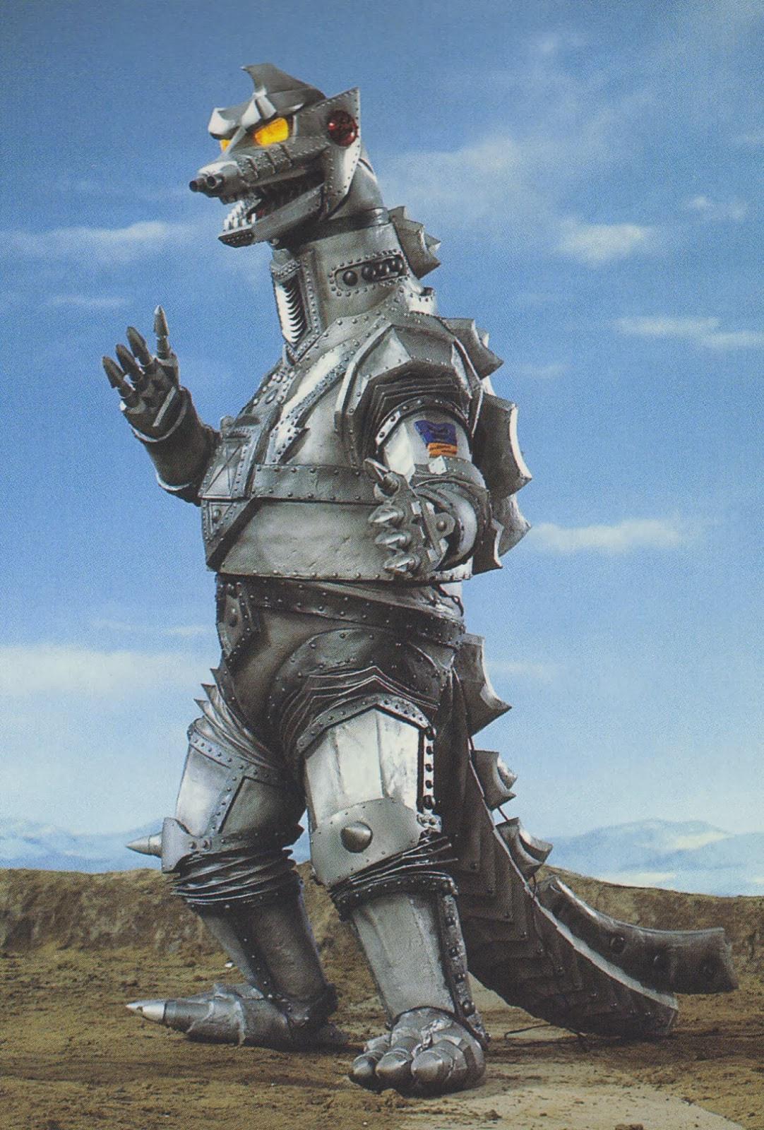 Finalmente o trailer final de Godzilla vs Kong revelou a presença e alguns detalhes de Mechagodzilla que deverá unir Godzilla e Kong em defesa da humanidade. Será que há espaço para dois reis?