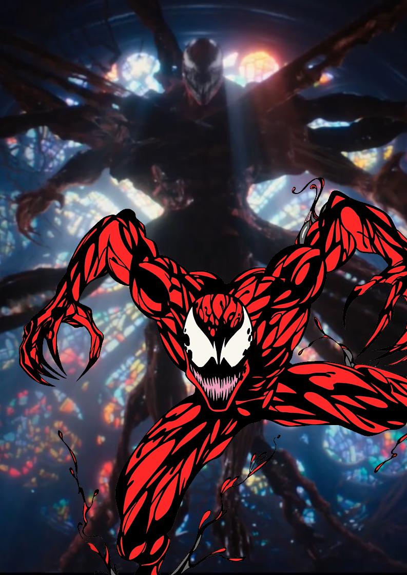 Finalmente o primeiro trailer de Venom Tempo de Carnificina foi lançado e mostra Cletus Kasady e Eddie Brock, assim como o primeiro vislumbre de Carnificina.