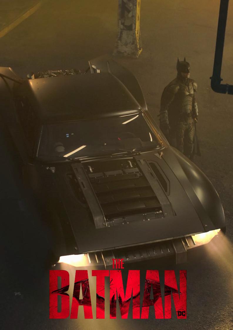 Um vazamento revela detalhes incríveis do Batmóvel do filme The Batman, em uma miniatura da Hot Wheels.