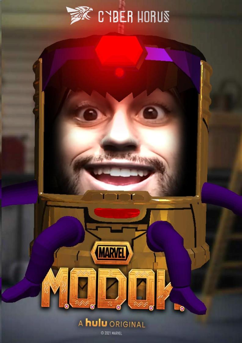 Após o sucesso do lançamento de MODOK no serviço de streaming HULU, os fãs podem usar um filtro do Instagram para se transformarem no próprio vilão da Marvel.