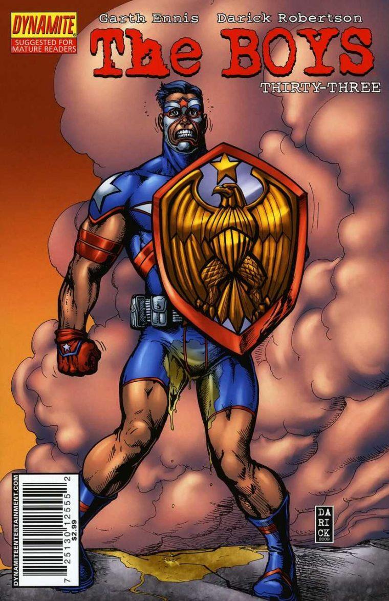 Saiba tudo sobre a história de Soldier Boy, personagem de The Boys criado como paródia do Capitão América e que será interpretado por Jensen Ackles de Supernatural.
