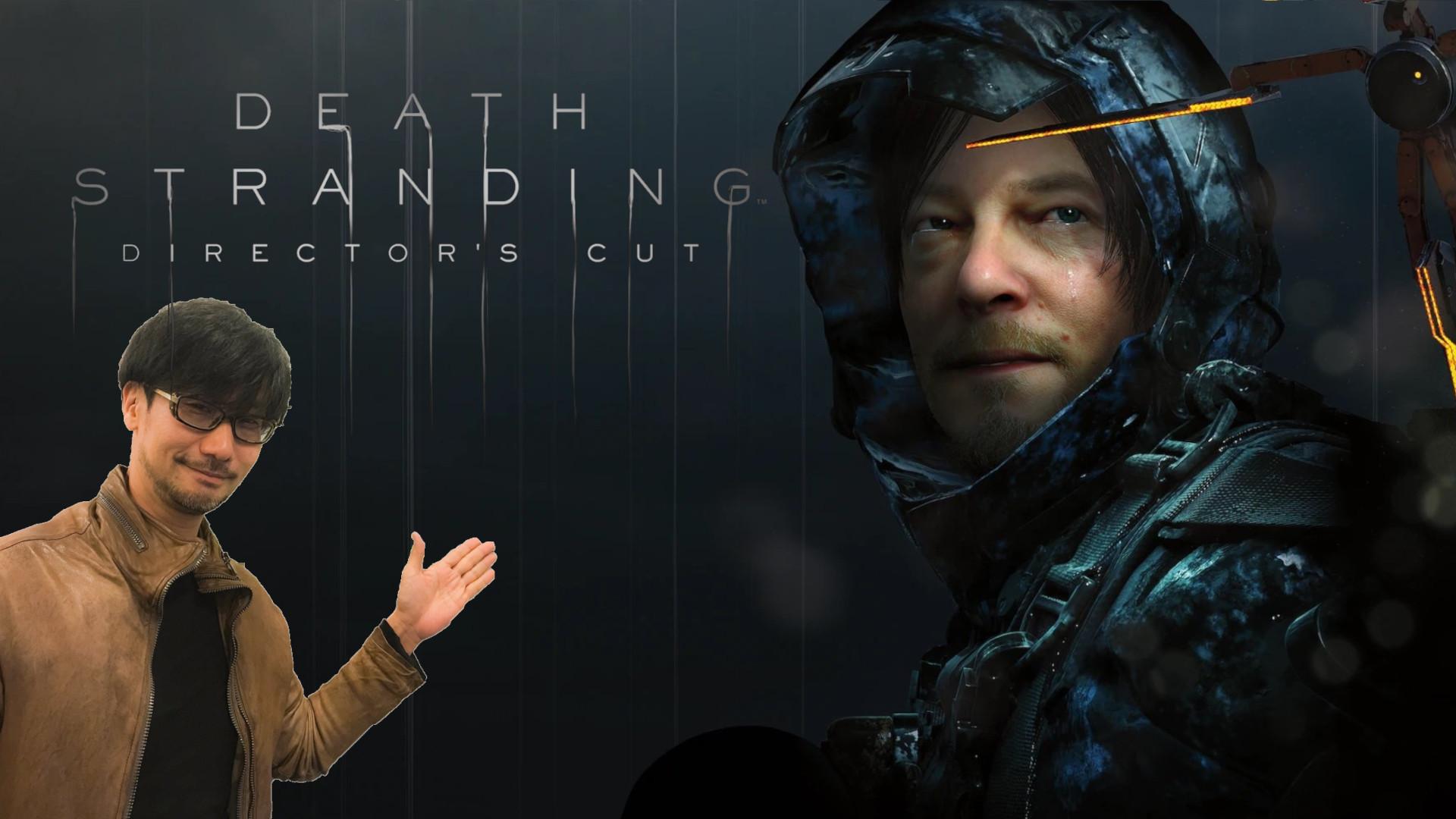 Embora muito usado na indústria cinematográfica, Corte do Diretor parece não fazer sentido para Hideo Kojima em seu novo Death Stranding Director's Cut. O desenvolvedor afirma que não cortou nada do game.