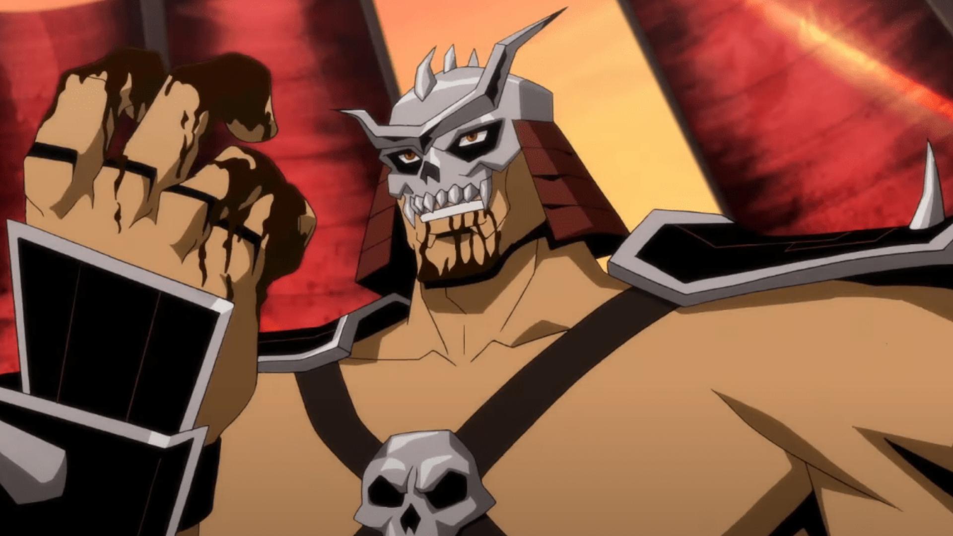 Mortal Kombat Legends: Nova Animação Será Ainda Mais Violenta