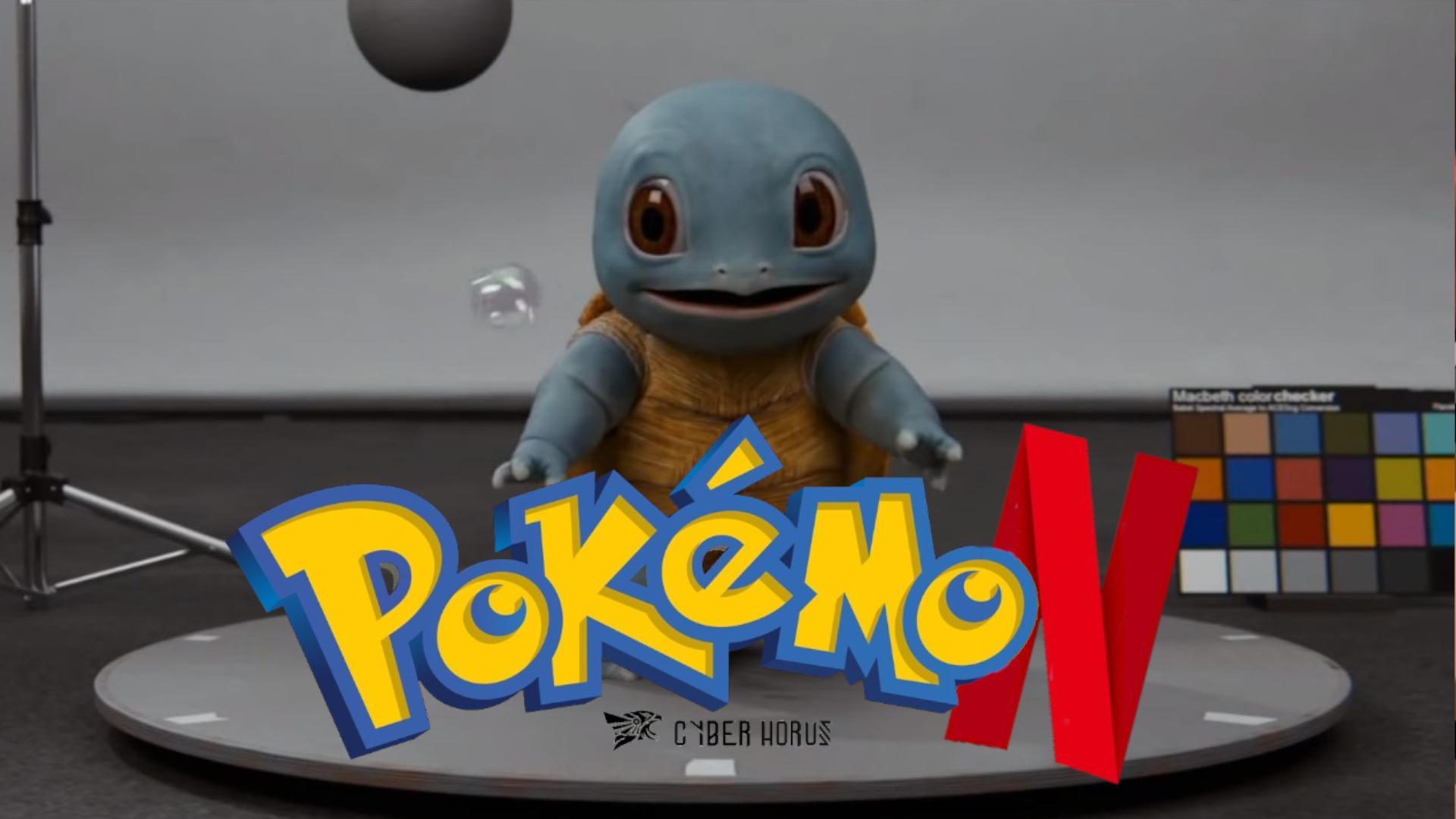 Pokémon: Série da Netflix Será Como Detetive Pikachu