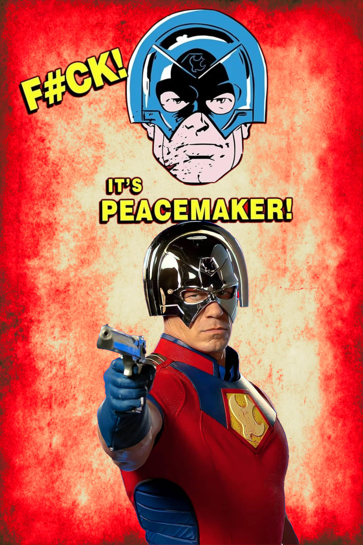 """Peacemaker, a série do Pacificador ganhou um trailer no DC Fandome e mostra os acontecimentos após O Esquadrão Suicita e assim como o filme, o show do HBO Max tem todos os elementos do """"Estilo James Gunn""""."""