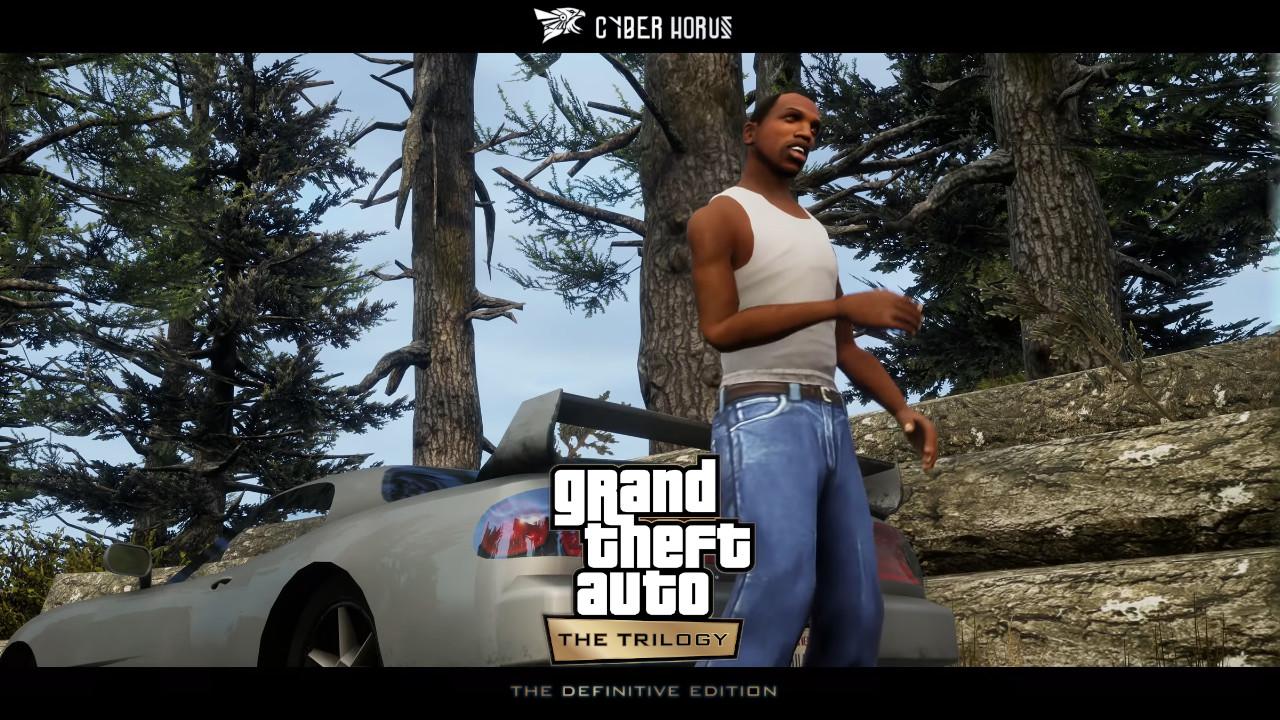 Grand Theft Auto: The Trilogy - The Definitive Edition, ou simplesmente GTA: Trilogy ganhou seu primeiro trailer que destaca os avanços gráficos de GTA III, GTA Vice City e GTA San Andreas.