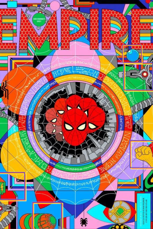 A Revista Empire divulgou duas novas capas de Homem-Aranha: Sem Volta Para Casa que confirma a aparição dos vilões Duente Verde, Doutor Octopus, Electro, Homem-Areia... Mysterio e Venom?
