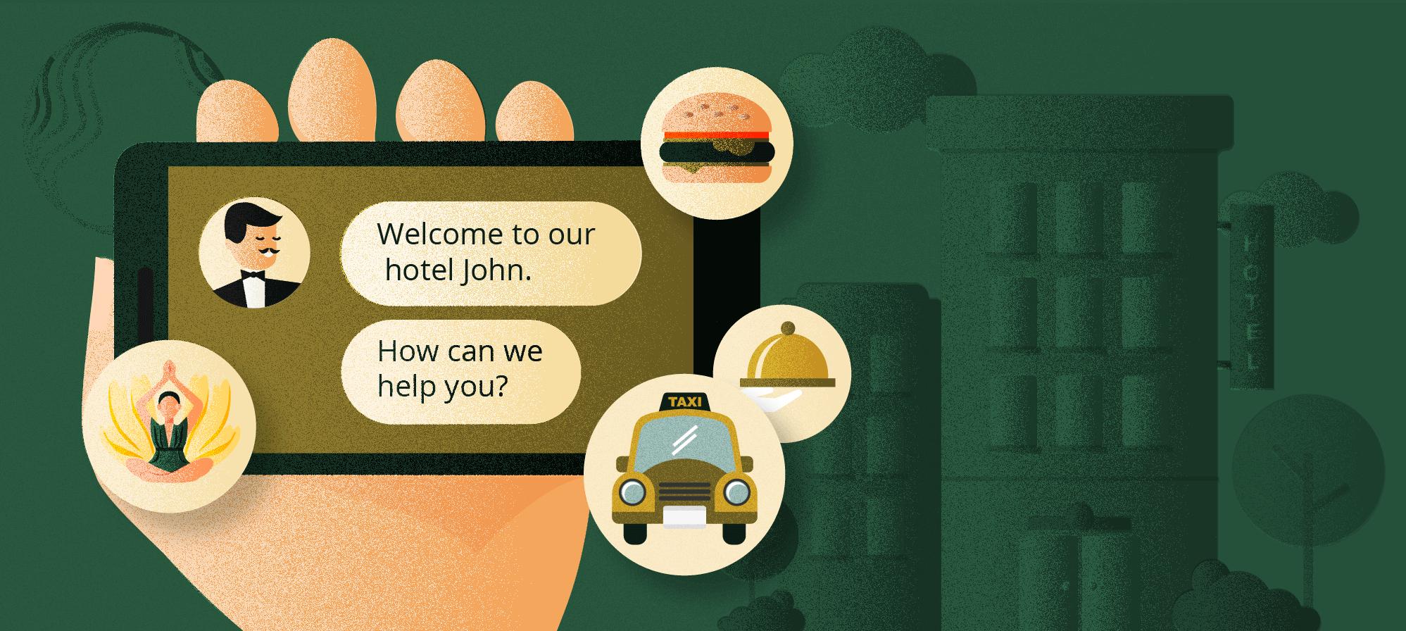 Hospitality and Conversational AI