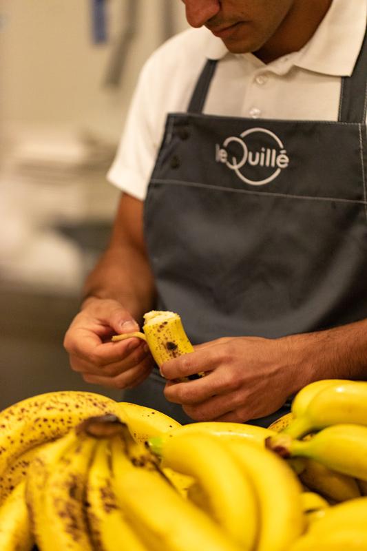 Tri des bananes