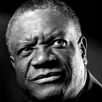 Photo of Dennis Mukwege, Nobel Peace prize
