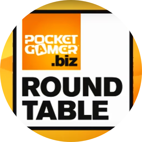Pocket Gamer Round Table logo