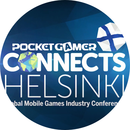 Pocket Gamer Connects Helsinki logo