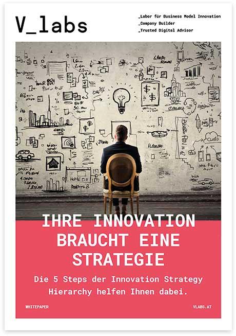 Vorschau Whitepaper Ihre Innovation braucht eine Strategie