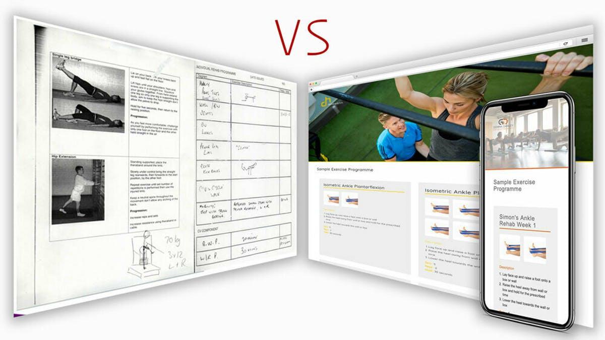 Photocopy vs digital