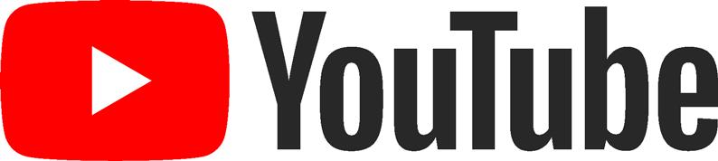 YouTube logo - partnered with WeStrive