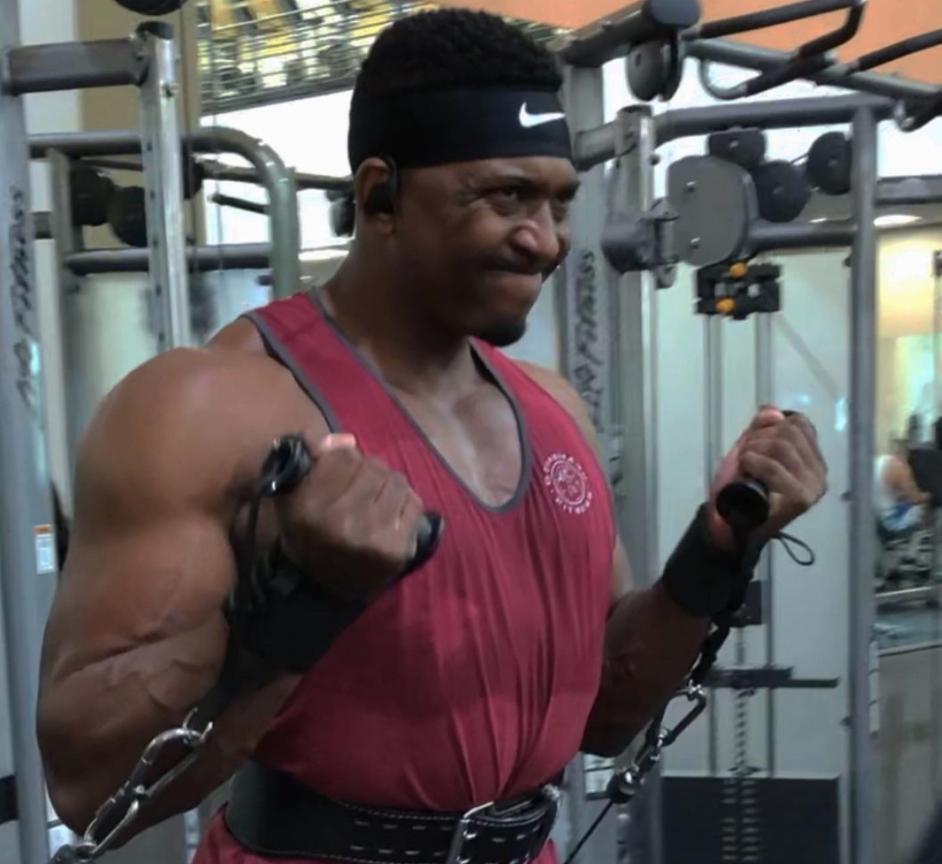 WeStrive personal trainer Edward Willis