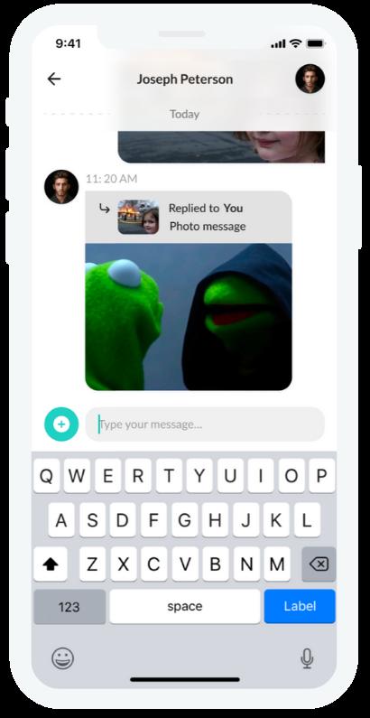 WeStrive Client App Features