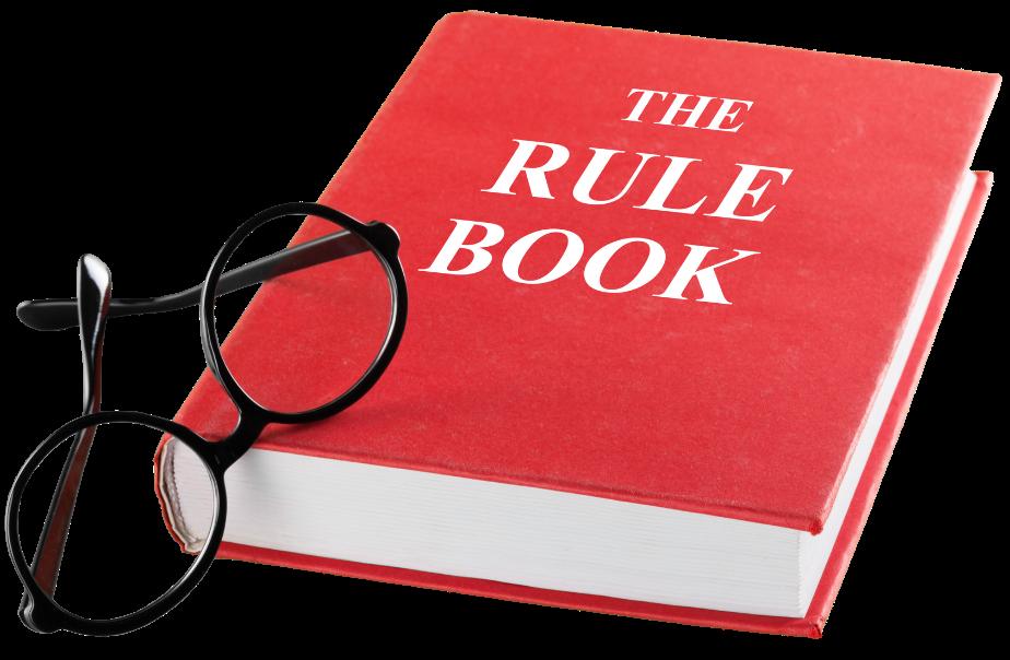 WeStrive user's beer pong rule book