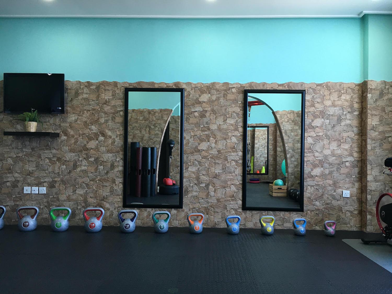 WeStrive At Home Gym Studio