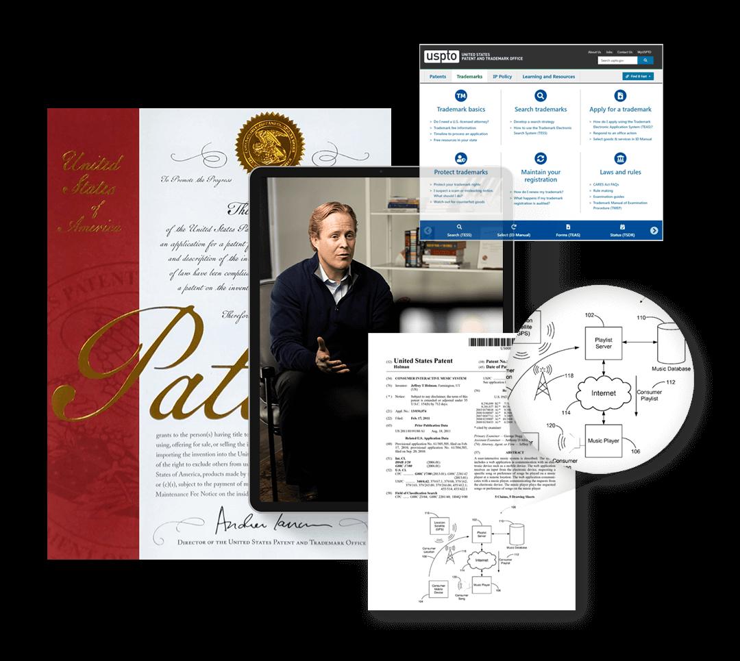 US Patent Paperwork