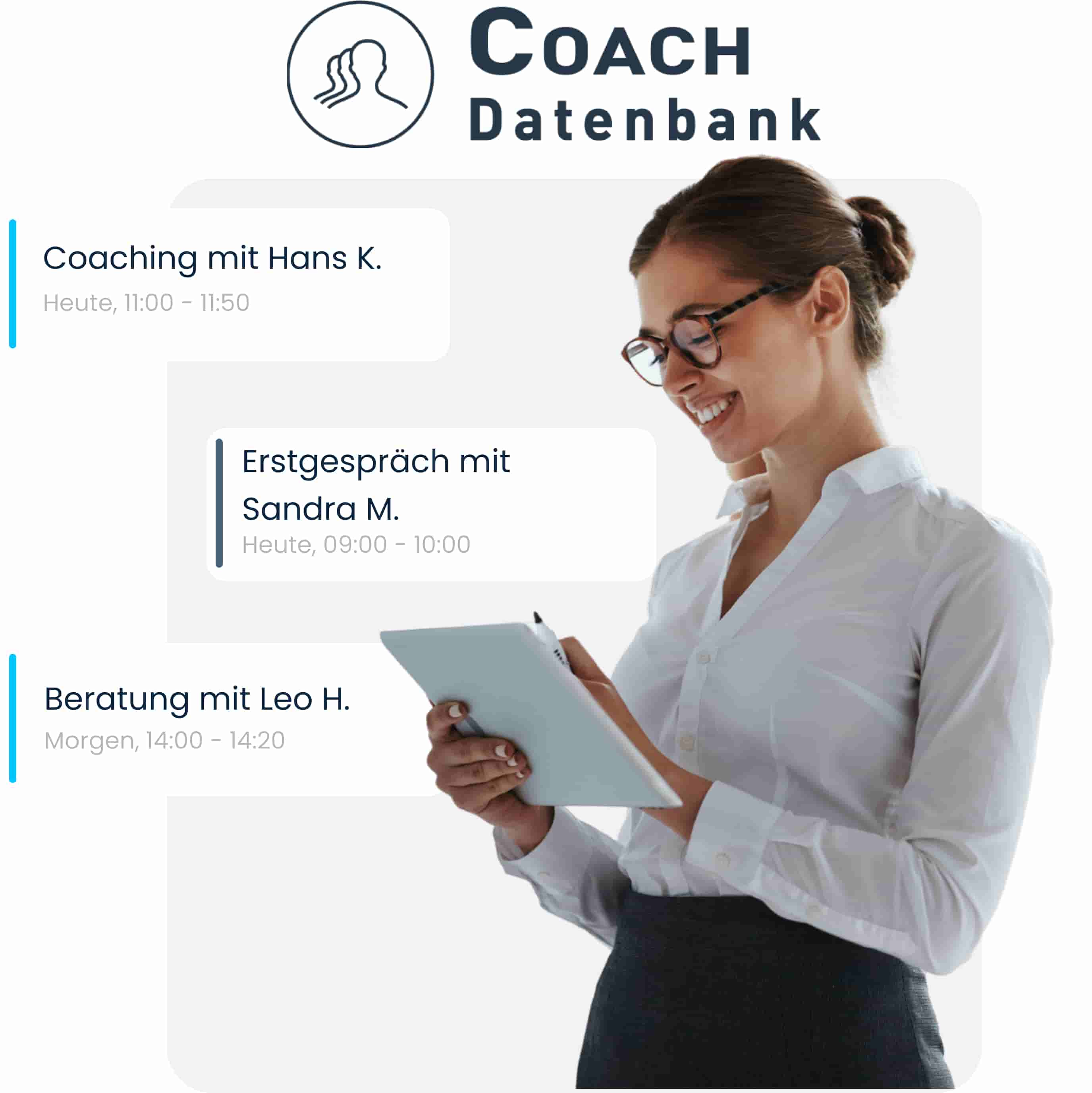 Coach Datenbank Integration von MeetFox