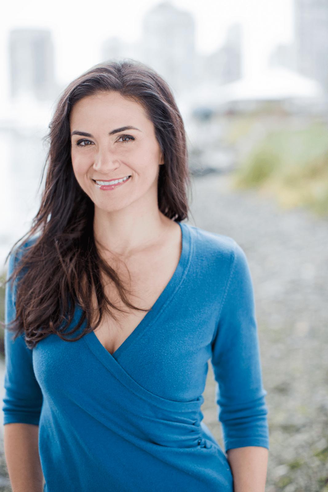 Dr. Susan Biali Haas portrait