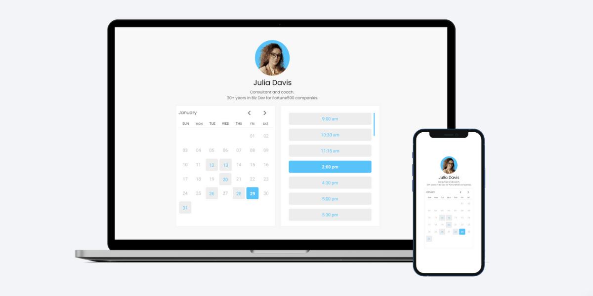 MeetFox meeting scheduler