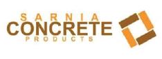 Sarnia Concrete Logo