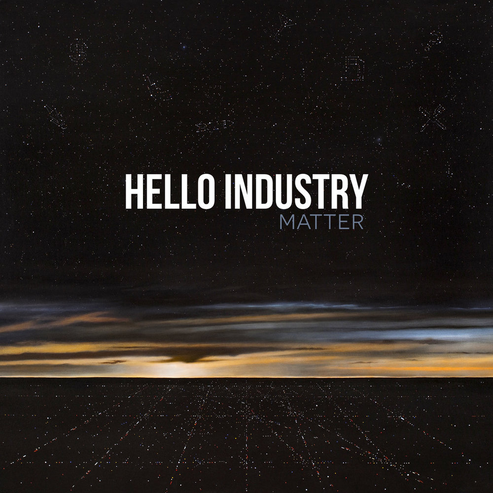 Matter album art, by Hello Industry