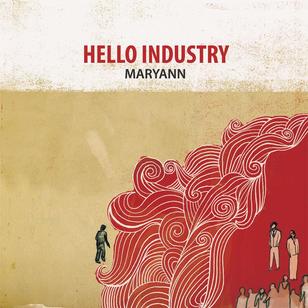 MaryAnn album art — by Hello Industry