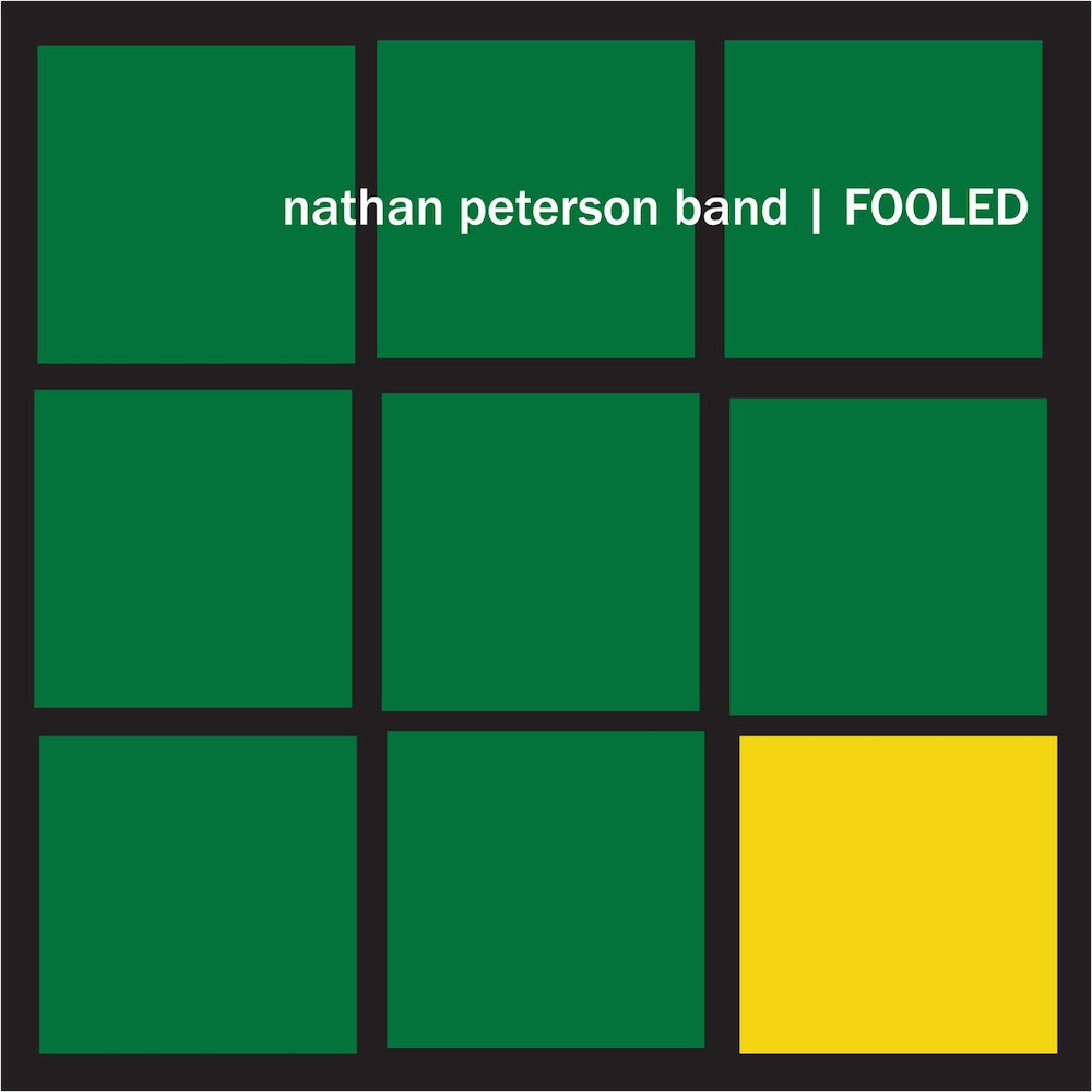 Fooled album art — an album by Nathan Peterson and Hello Industry