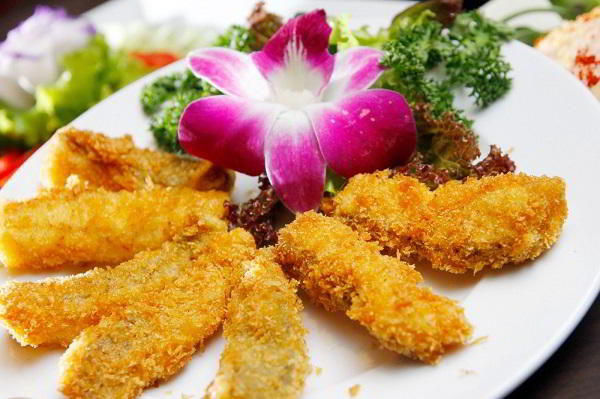 Đồ ăn chứa nhiều dầu mỡ