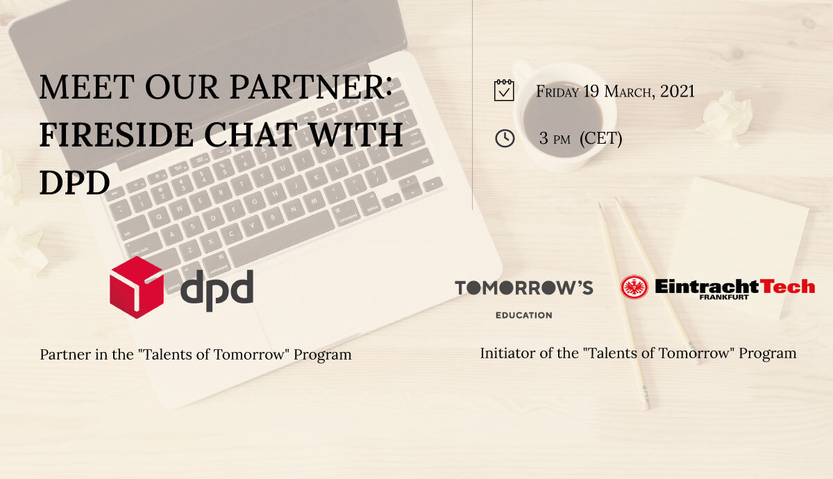 Meet our Partners: Fireside Chat and Q&A with DPD