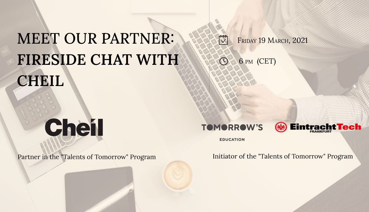 Meet our Partners: Fireside Chat and Q&A with Cheil