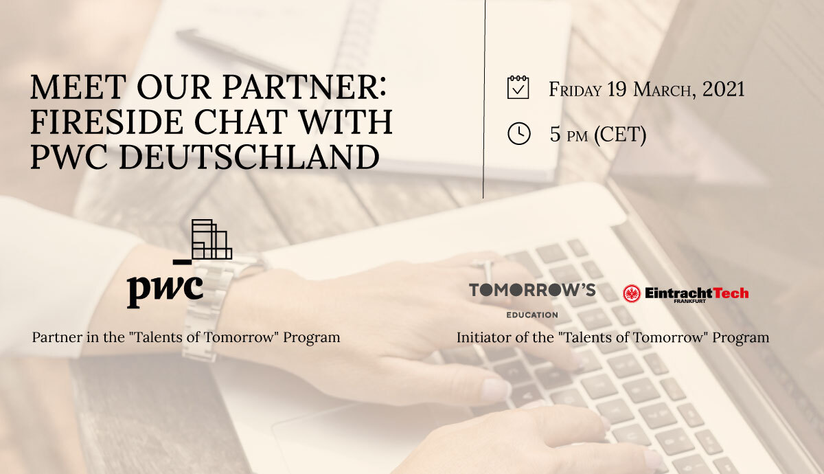 Fireside Chat and Q&A with PwC Deutschland