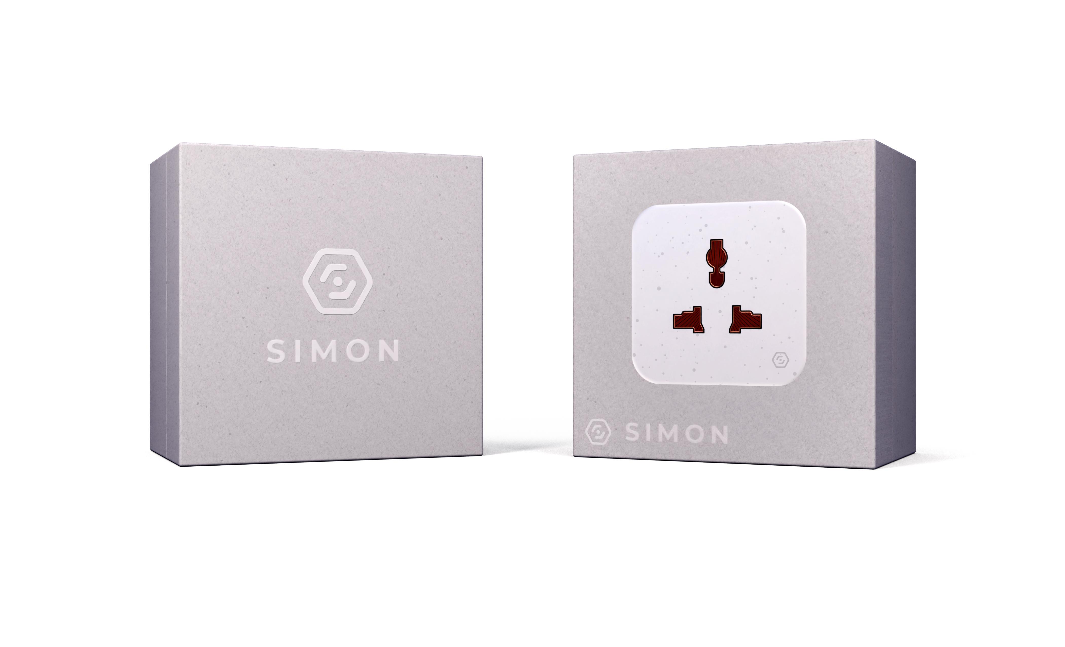 Simon Smart Plug   Work   GreySpace Studios