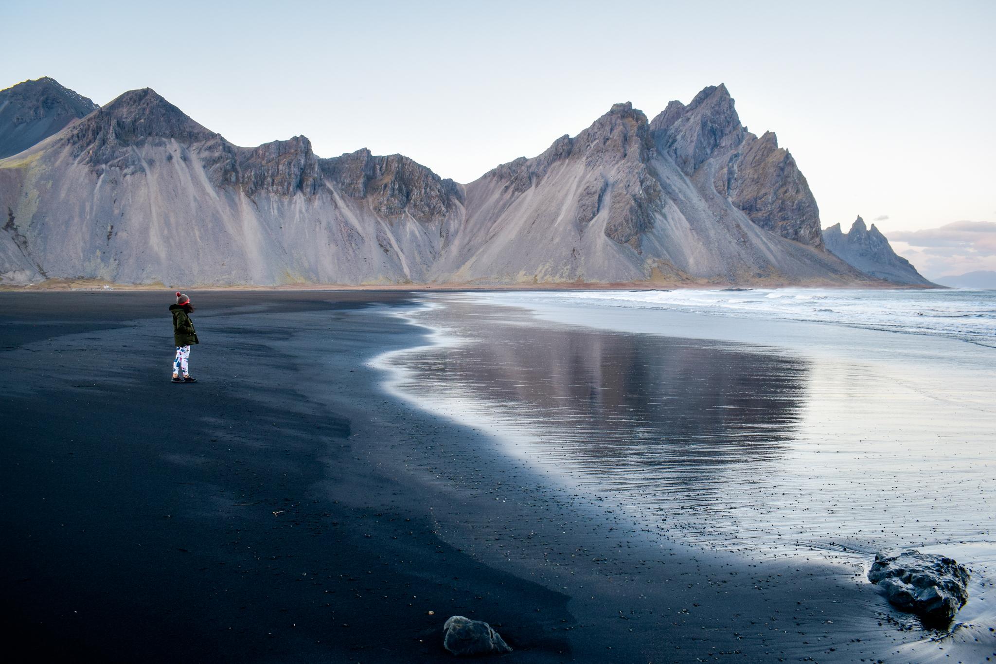 Vestrahorn - Islanda