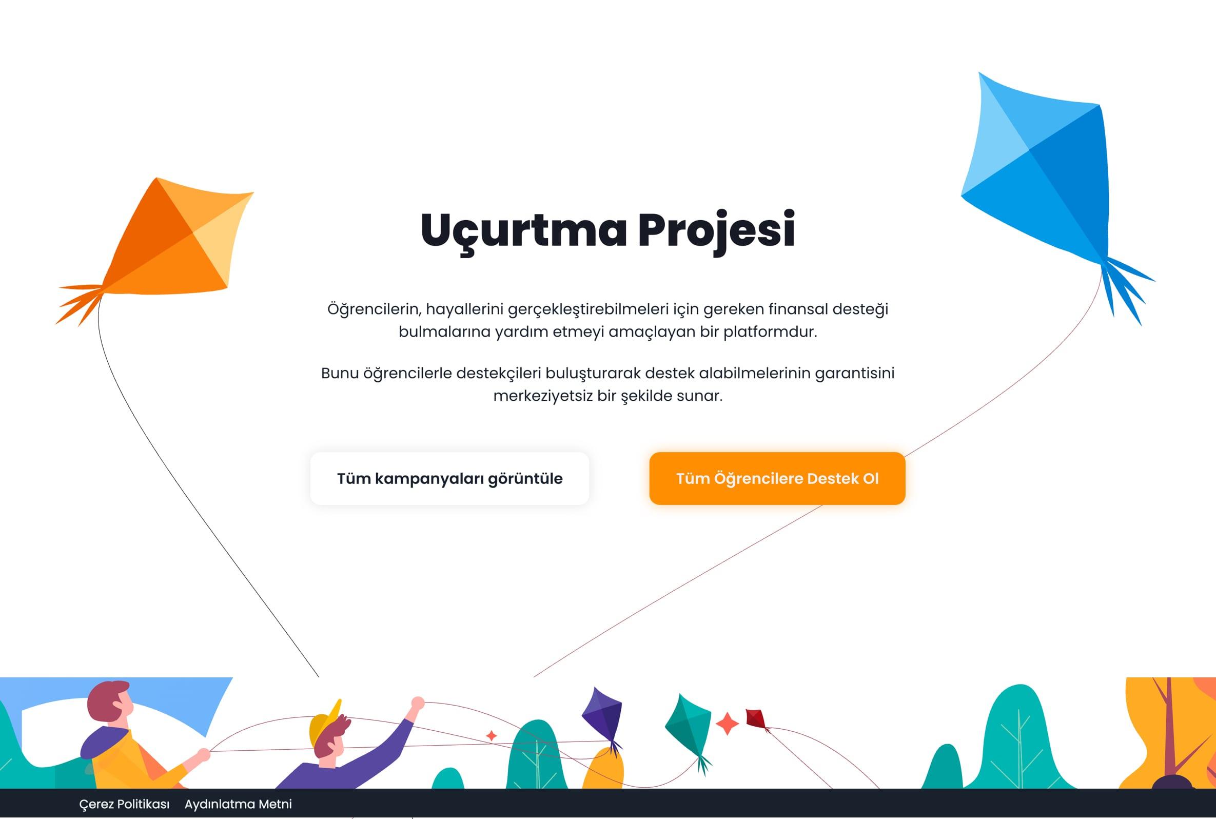 Uçurtma Projesi