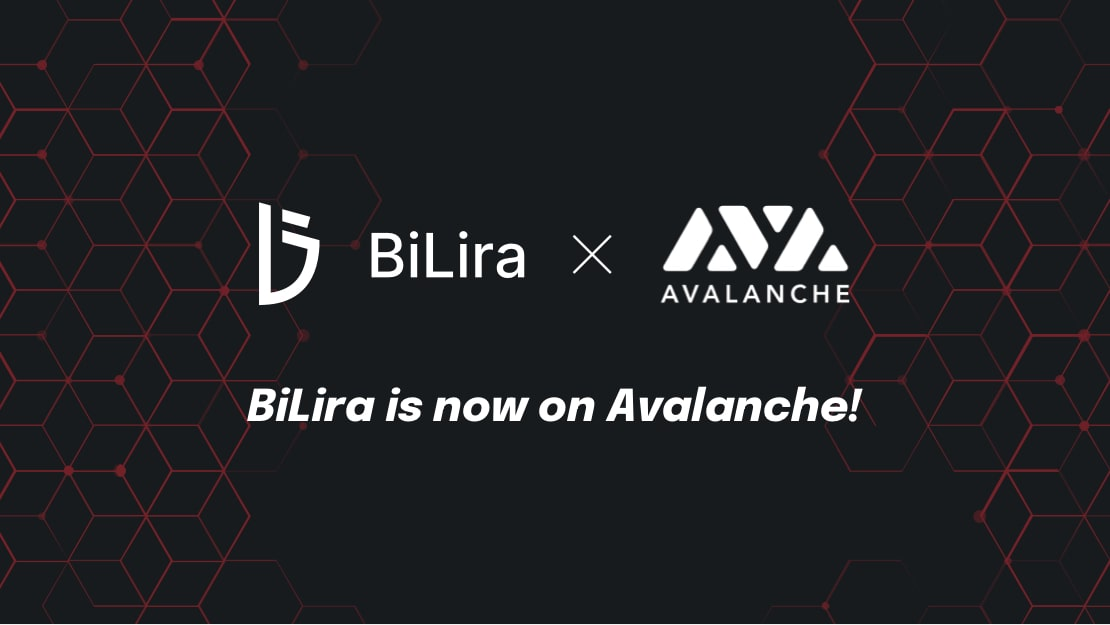 The First Stablecoin on Avalanche: BiLira!