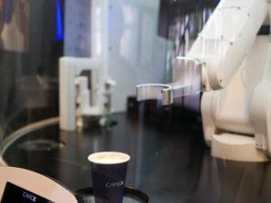 Cafe X Robot Arm