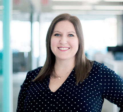 Heather Houston, Senior Account Manager