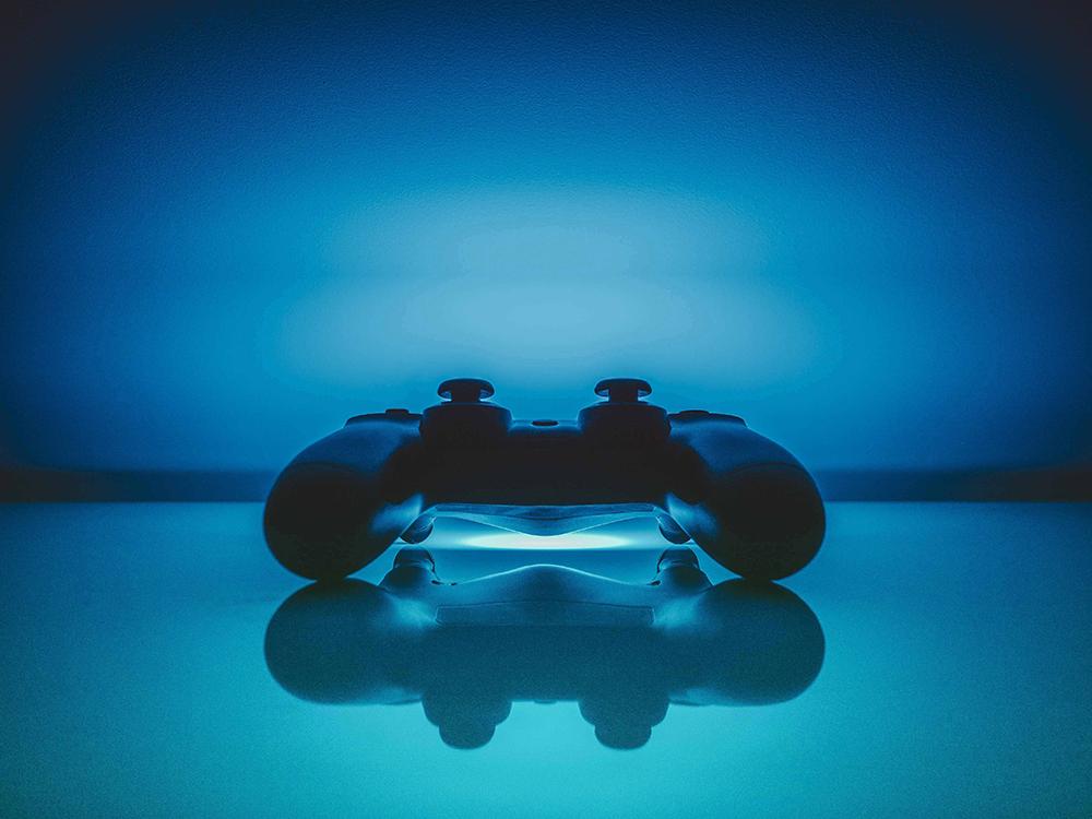 A gaming controller