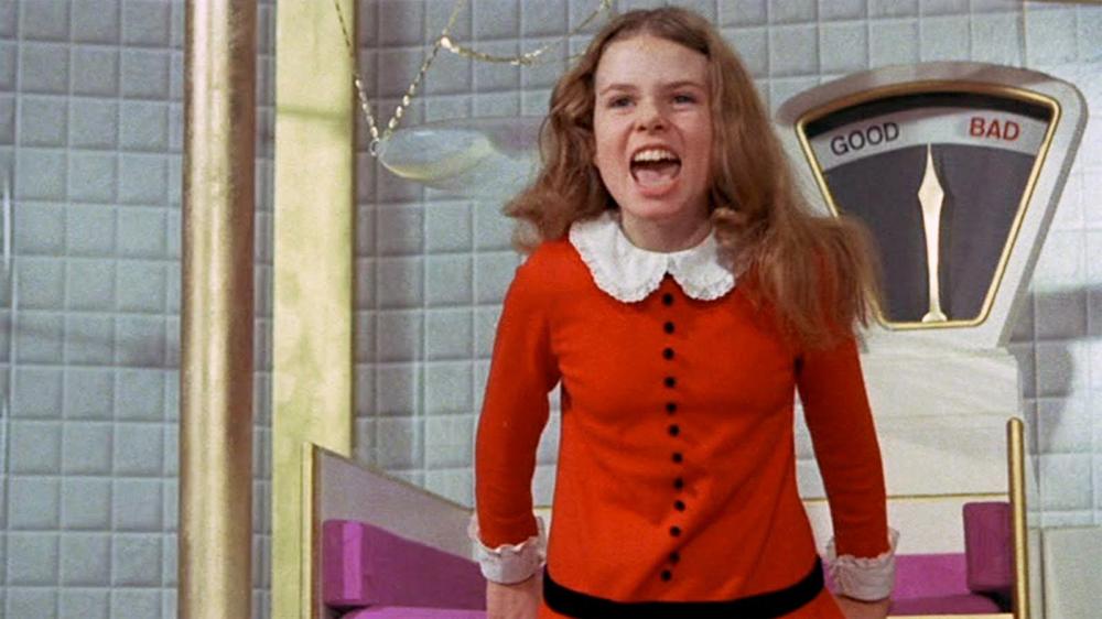 Veruca Salt from Willy Wonka & the Chocolate Factory