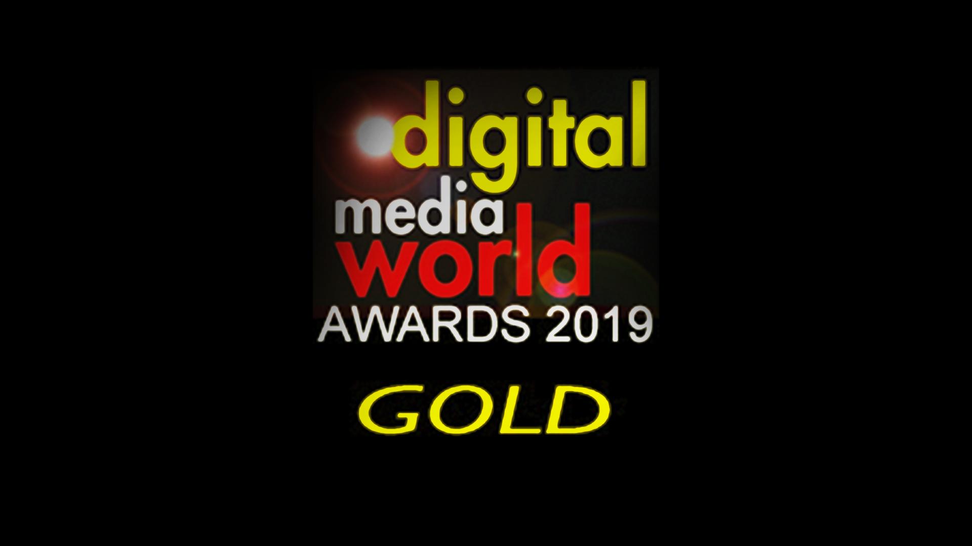 Singular wins 2019 Digital Media World Award for Broadcast - Motion Graphics