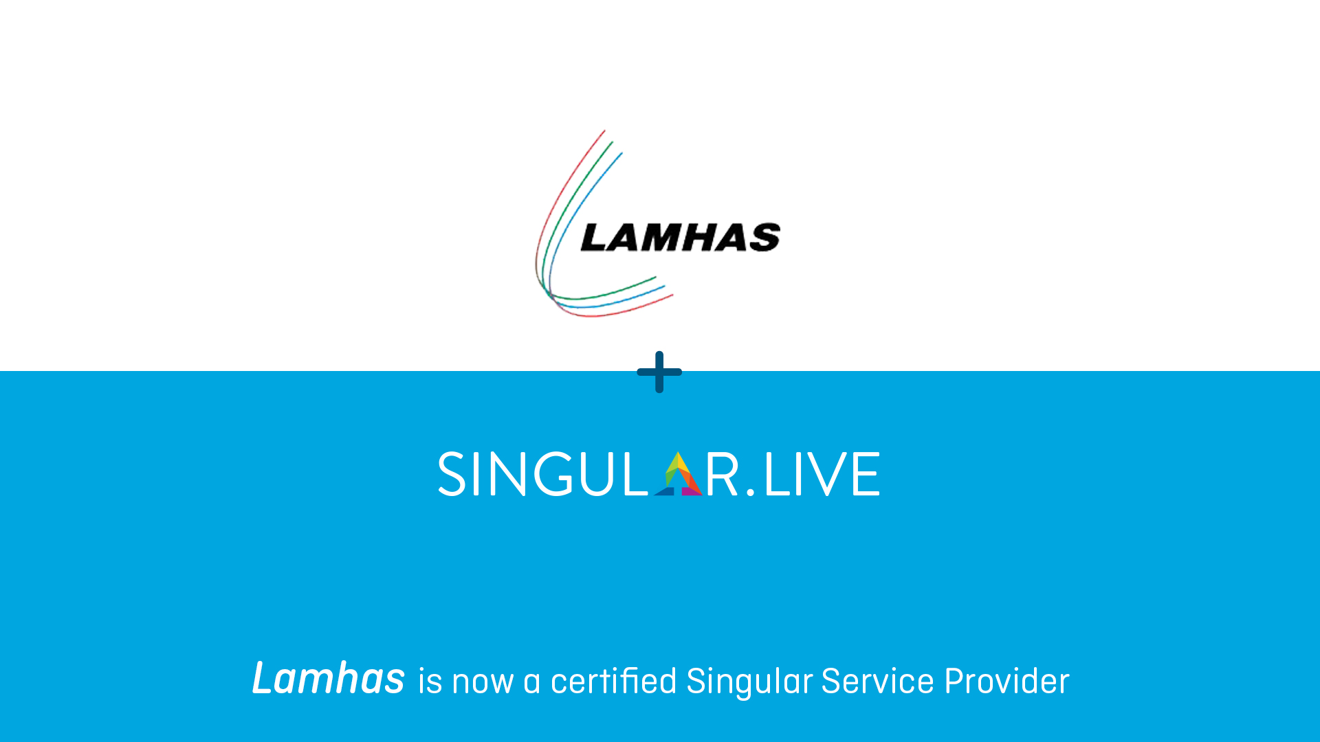 Lamhas becomes Certified Service Provider